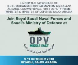 7th Annual Offshore Patrol Vessels (OPV) Middle East