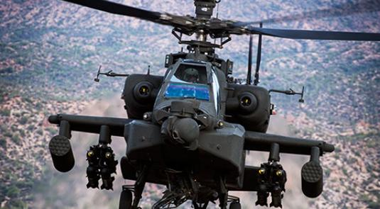 Egypt Requests 10 AH-64E Apache Attack Helicopters