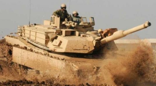 Saudi Arabia Orders More Abrams Main Battle Tanks