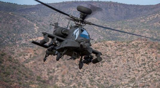 Qatar Requests 24 AH-64E Apache Helicopters