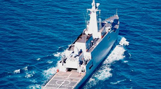 Saudi Arabia Orders Five Corvettes from Navantia