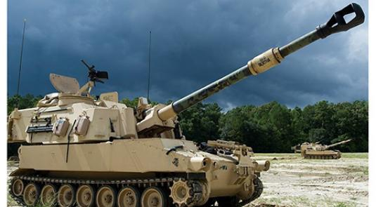 Saudi Arabia Orders Medium Self-Propelled Howitzer System