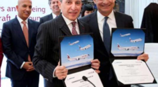 Qatar Airways Orders 40 Boeing Planes for $11.7 Billion
