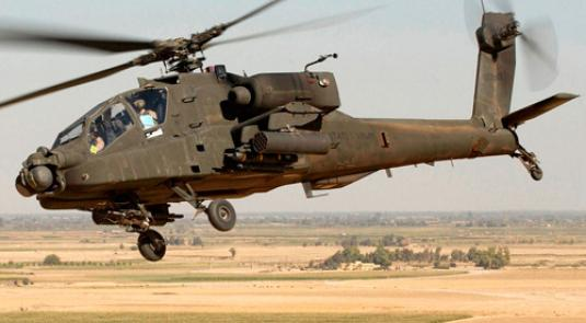 Kuwait Seeks Support for AH-64D Apache Helicopters