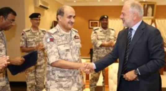 MBDA Italia, Qatar Emiri Navy Sign 1 Billion Euro Contract