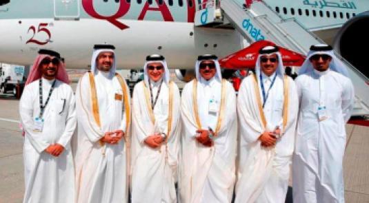 Qatar Airways Concludes Successful Week at Dubai Airshow