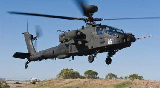 UAE Requests 37 Apache AH-64E Helicopters