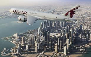 Boeing, Qatar Airways Finalize Order for Five 777 Freighters
