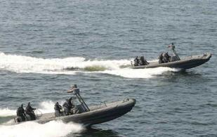 Egyptian Navy Conducts Drills in Mediterranean Sea
