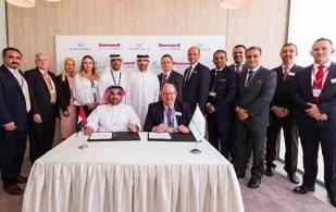 Mubadala, Honeywell Sign MoU at Dubai Airshow