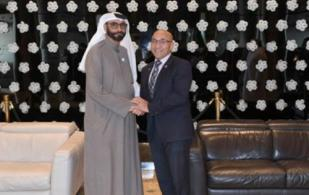 New Zealand's Defense Minister Visits UAE