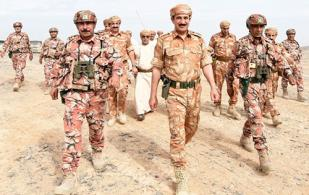 Omani-British 'Swift Sword 3' Military Exercise Launched