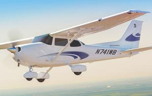 Textron Aviation Wins Orders for 52 Cessna Skyhawk in China