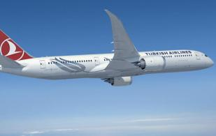 Turkish Airlines to Order 40 787-9 Dreamliners