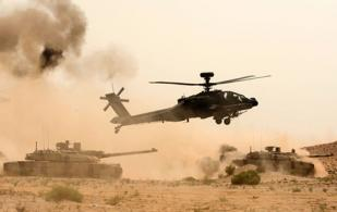 UAE Forces Continue Preparations for 'Union Fortress 3' Drill