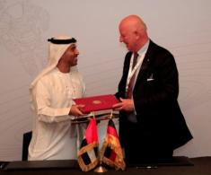 UAE Space Agency, German Aerospace Centre Sign MoU
