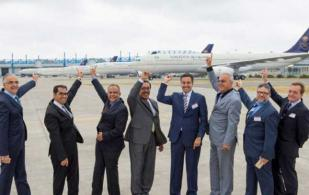 Airbus Delivers First A330-300 Regional to Saudi Arabian Airlines