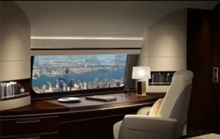 Boeing BJ, GKN to Develop Largest Passenger Window