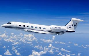Gulfstream G500 on Schedule for Certification