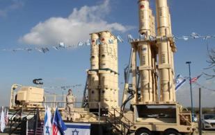 Israeli Air Force Receives Arrow-3 Interceptors