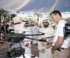 UAE Drones & Robotics Competition Concludes in Dubai