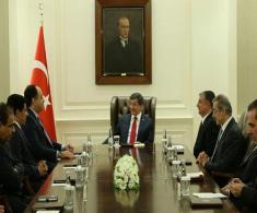Qatar's State Minister for Defense Affairs Visits Turkey