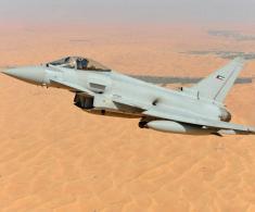 Kuwait, Italy to Finalize $9 Billion Eurofighter Deal Next Week