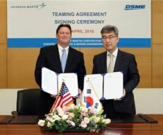 Lockheed Martin, DSME to Co-Build Multi-Mission Combat Ships