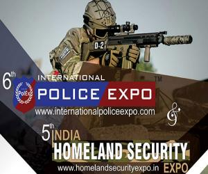 6th International Police Expo 2021 & 5th India Homeland Security Expo 2021