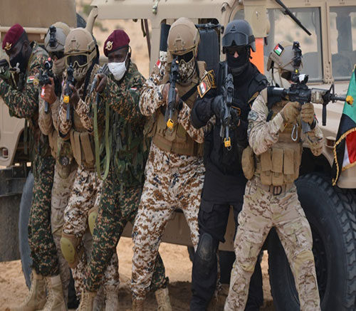 'Arab Sword' Military Exercise Concludes in Egypt