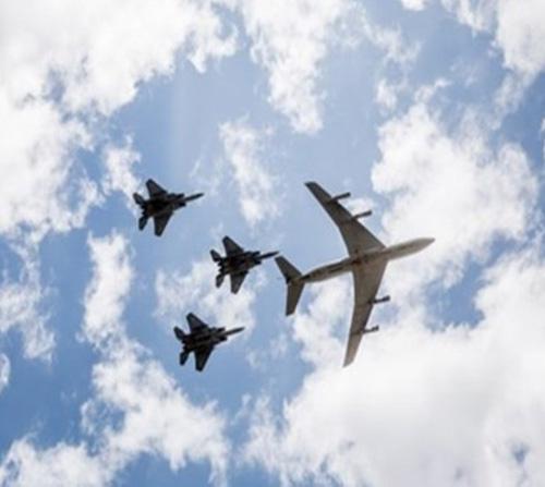 9th International Iran Air Show Kicks Off