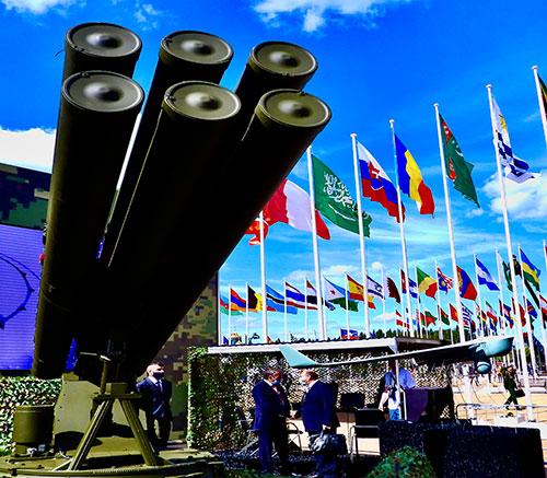 Army-2020 Military Forum Kicks Off in Russia