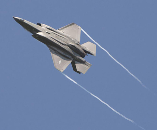 BAE Systems to Enhance F-35 Electronic Warfare Capabilities