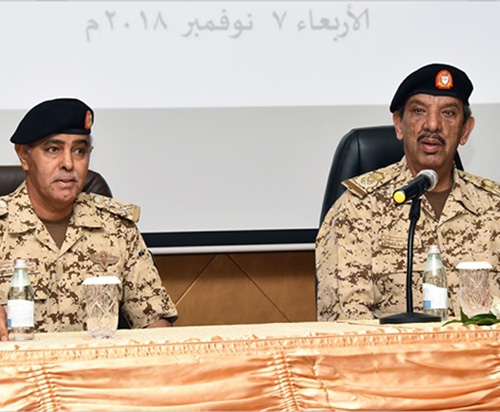Bahrain Defence Chief Visits Royal Command, Staff, National Defence College