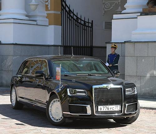 Bahrain Eyes Buying Russian Aurus Luxury Cars