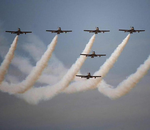 Bahrain International Airshow to Welcome 10,000 Students