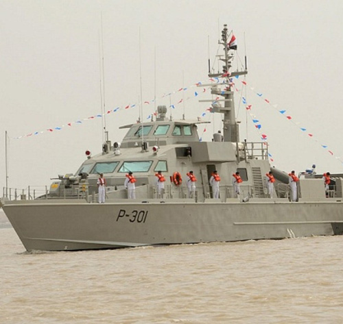 Bahrain to Receive Two 35 Meter Fast Patrol Boats