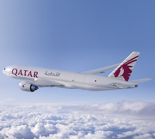 Boeing, Qatar Airways Ink Commitment for Five 777 Freighters