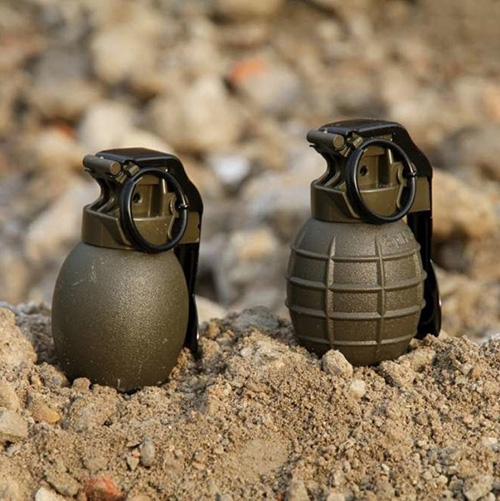CZ to Supply New Hand Grenades to Czech Army
