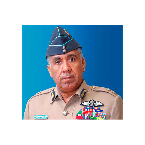 Commander of Royal Air Force of Oman Visits UK