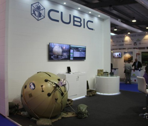 Cubic Showcases Advanced Training Solutions at SOFEX