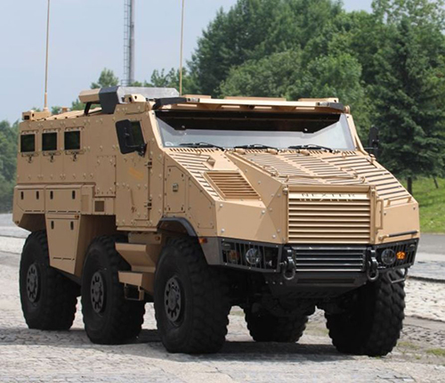 Czech Republic Signs Acquisition Contract for 62 TITUS®