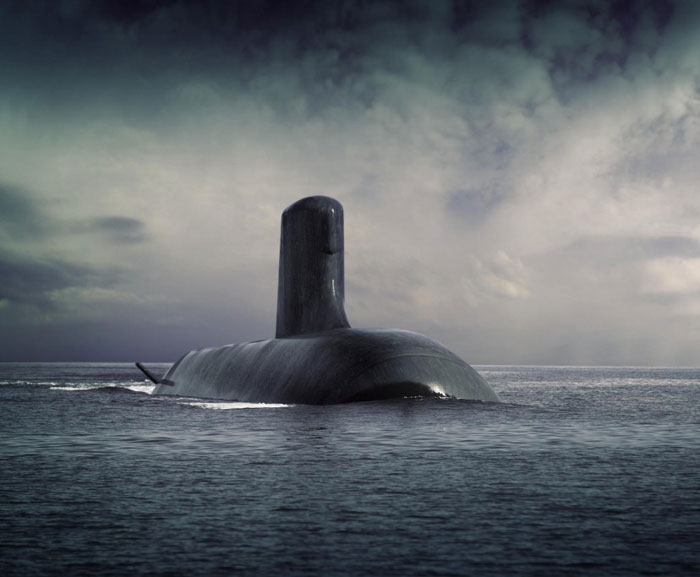 DCNS to Build 12 Future Submarines for Royal Australian Navy