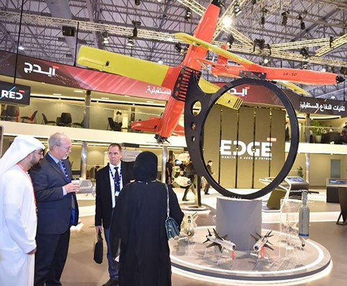 EDGE Joins ISNR Abu Dhabi as Advanced Technology Partner