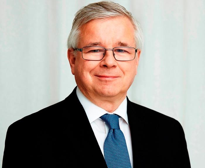 Egil Haugsdal Named New President of Kongsberg Maritime