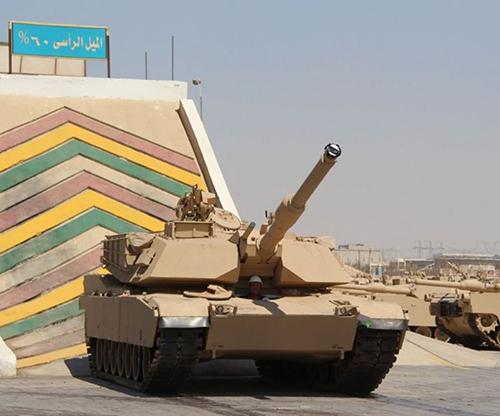Egypt Producing M1A1 Abrams Main Battle Tanks