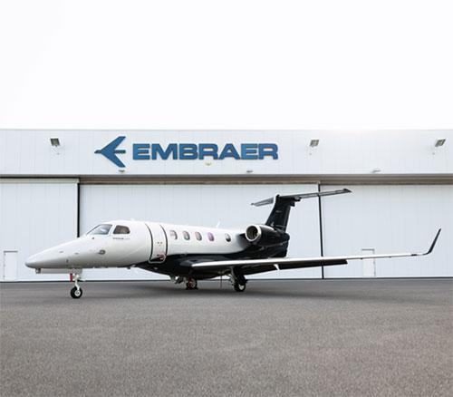 Embraer Boosts Phenom Maintenance to 800 Flight Hours