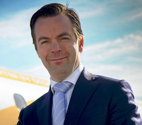 Embraer Names Arjan Meijer President & CEO, Commercial Aviation