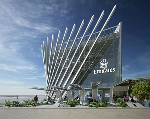 Emirates Unveils its Pavilion for Expo 2020 Dubai