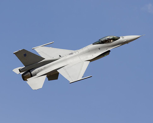 Oman Requests Follow-on Support for Existing F-16 Fleet